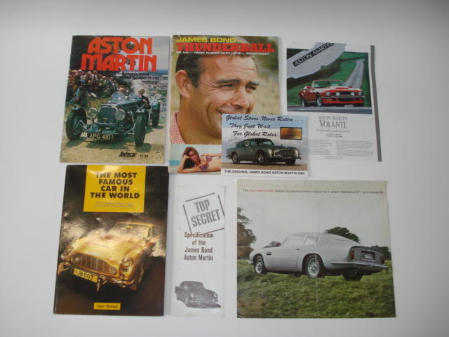 Dave Worrall: The Most Famous Car In The World; signed copy,