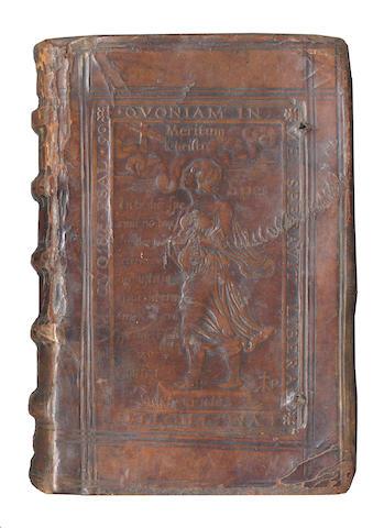 PRUDENTIUS (AURELIUS) Opera, 1536; and 2 others (3)