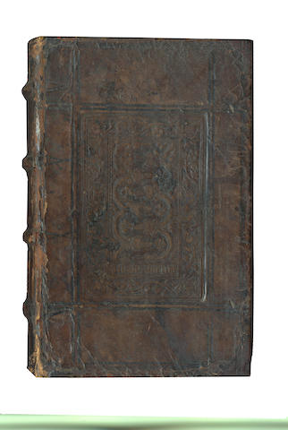 QUINTILIANUS(MARCUS) Institutionum oratoriarum, 1542; and 3 others (4)