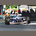 Italo Bongera, 'Damon Hill World Champion 1996',
