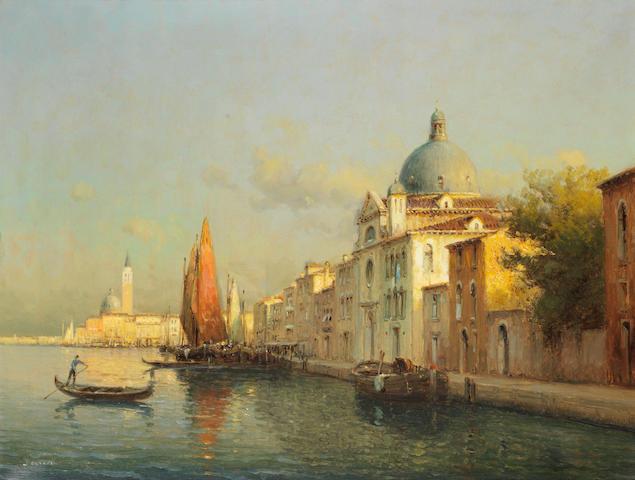 Antoine Bouvard (French, 1870-1956) Venice
