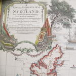 MAP - SCOTLAND [KITCHIN (THOMAS)] A New and Complete Map of Scotland and Islands thereto belonging; from actual surveys