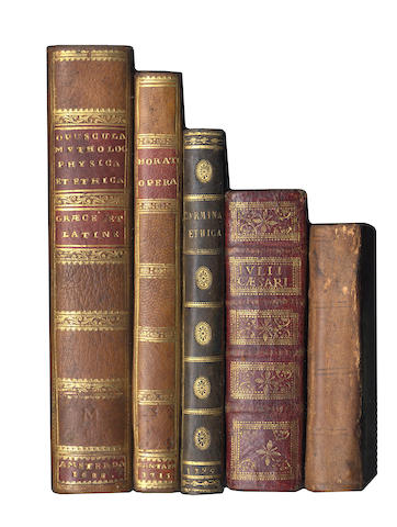 GALE(THOMAS)] Opuscula Mythologica, 1688; and 4 others (5)