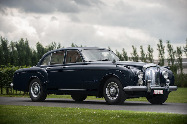 1960 Bentley S2 Continental 'Flying Spur' Saloon  Chassis no. BC76AR Engine no. A75BC