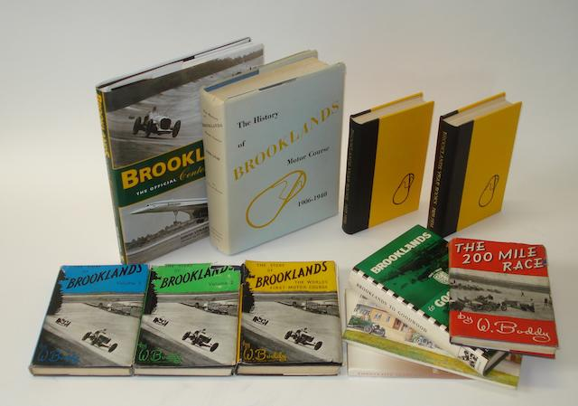 Brooklands Year Books; 1929 to 1939,