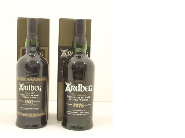 Ardbeg-1977<BR /> Ardbeg-1978
