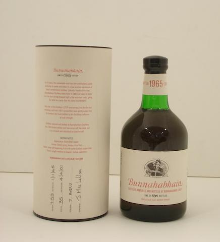 Bunnahabhain-35 year old-1965