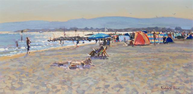 Richard Price (British, born 1962) Summer weekend