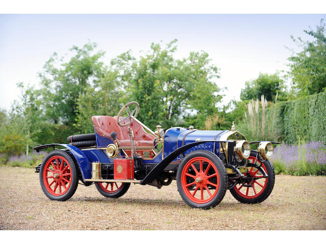 1913 Delage R4 Two-Seater