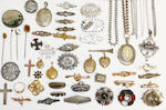 A large collection of assorted jewellery