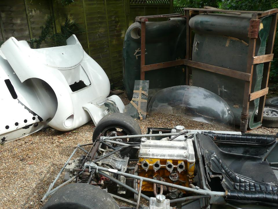 1964 Merlyn Mk6 Sports Racer Project  Chassis no. 55RS