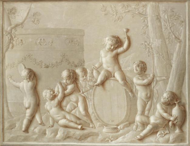 Marten Jozef Geeraerts (Antwerp 1707-1791) An Allegory of Autumn