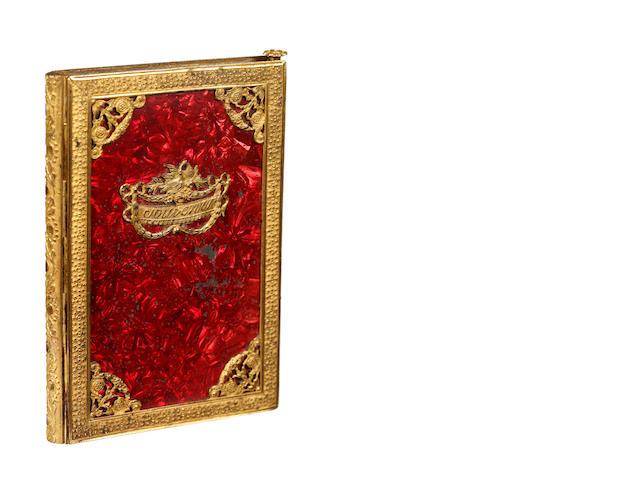 BINDING - LADY  Souvenir, [c.1819]