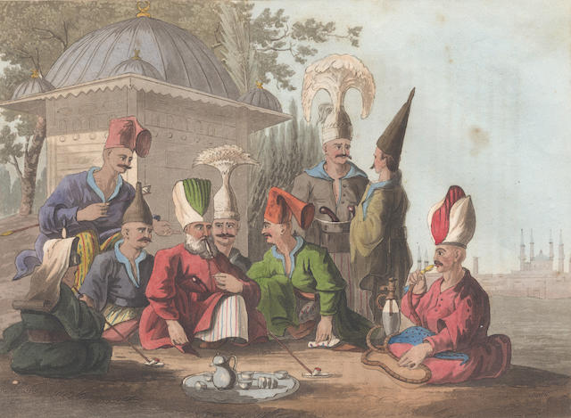TULLY (RICHARD) Narrative of a Ten Years Residence at Tripoli in Africa, 1817; and 2 others (3)