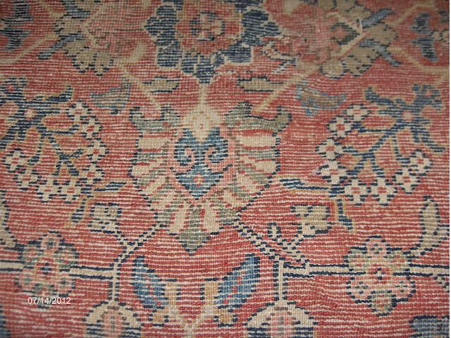 North West Persian Carpet 331cm x 301cm