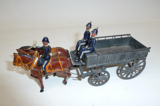 Britains set 146, Royal Army Service Corps Supply Wagon 5
