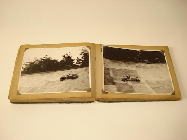 A motor racing album, 1939,
