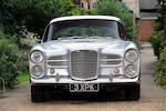 1960 Facel Vega HK500 Coupé  Chassis no. HK1 BY6 Engine no. TY7 1-29-37