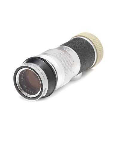 Hektor 135mm f4.5 lens