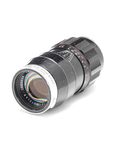 Tele-Elmar 135mm f4 lens