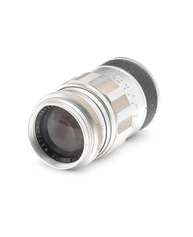 Elmarit 9cm f2.8 lens