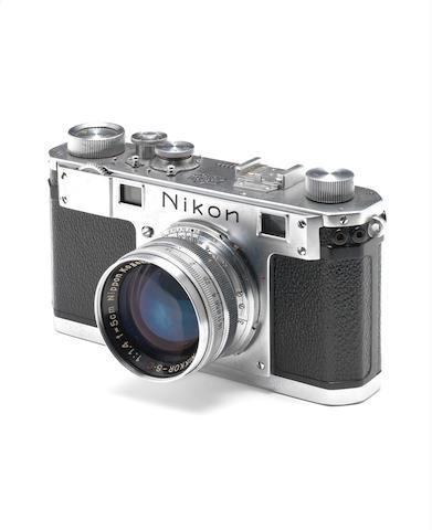 Nikon Rangefinder model M