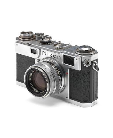 Nikon Rangefinder model S2