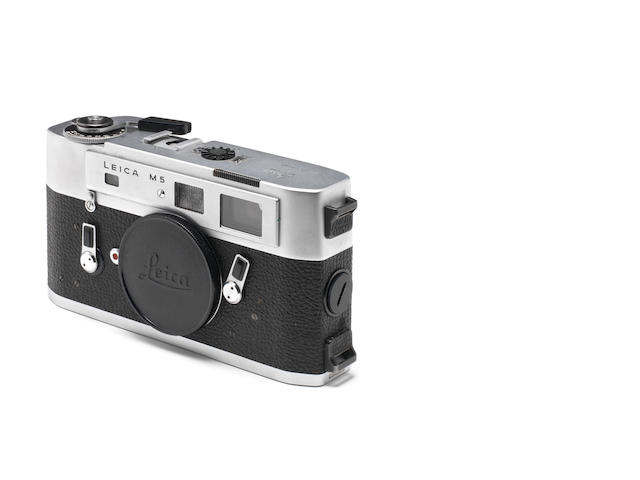 Leica M5 in box