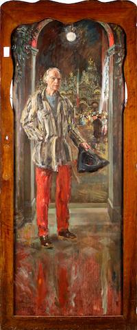 John Linfield (British, born 1930) 'Carnevale Venezia'