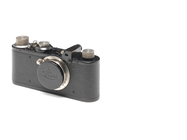 Leica 1 50 Elmar in leather case