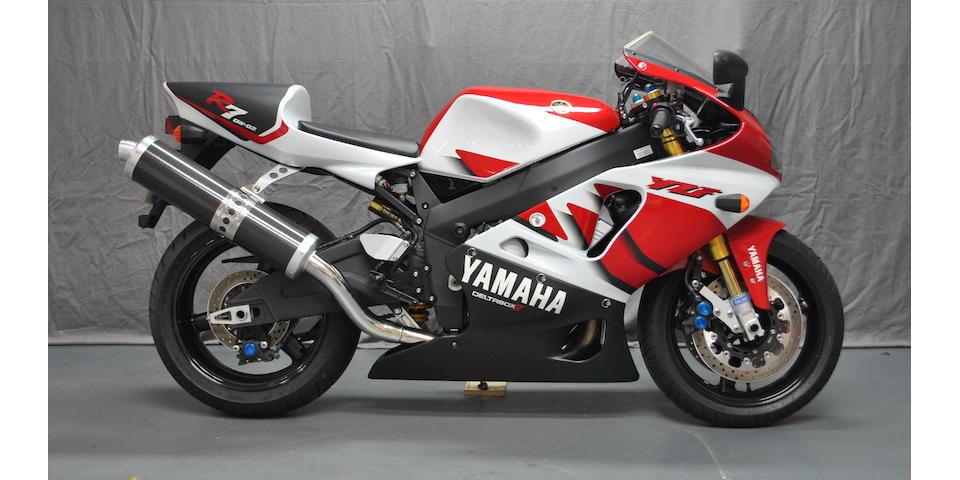 2002 Yamaha YZF-R7 OW02,