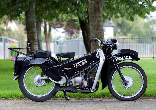 1969 Velocette 192cc LE Frame no. 8773/34 Engine no. 8773/3