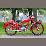 1960 BSA 123cc Bantam D1 Frame no. BD2S 72030 Engine no. DDB 13280