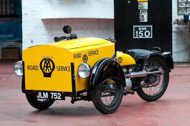 1947 Dot 122cc AA Tri-Car