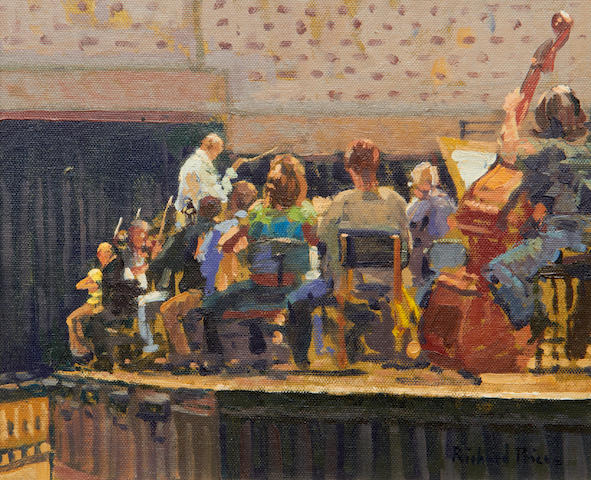 Richard Price (British, born 1962) The Rehearsal