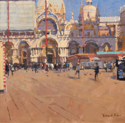 Richard Price (British, born 1962) St Mark's Square