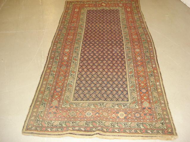 A Feraghan rug, West Persia, 249cm x 118cm