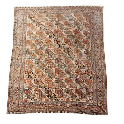 A Bakhtiar carpet, West Persia, 444cm x 366cm