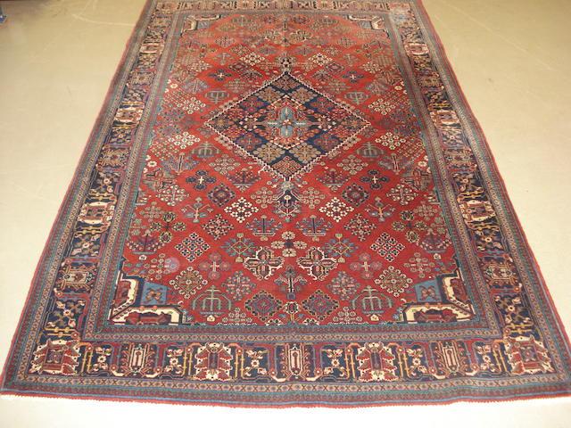 A Joshagan rug, West Persia, 240cm x 145cm