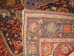 A Sarouk rug, West Persia, 209cm x 140cm
