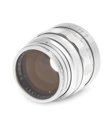 Summilux 50mm f1.4 lens