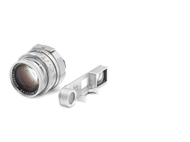 Summicron 50mm f2 lens