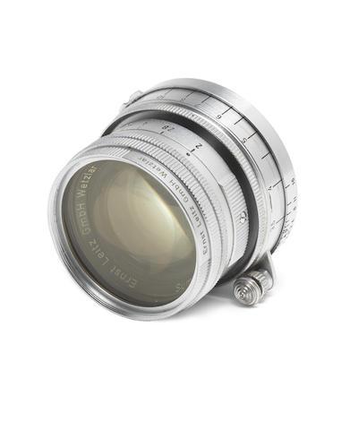 Summicron 5cm f2 lens