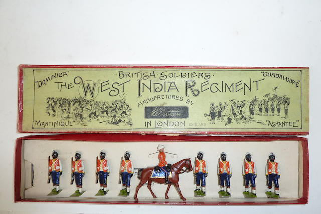 Britains set 19, West India Regiment 9