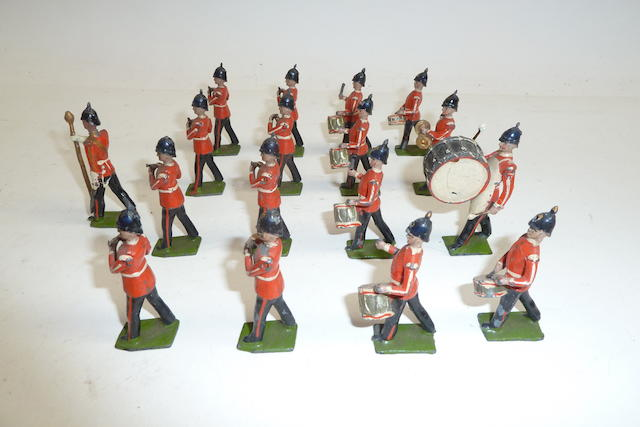 Britains set 321, Drum and Fife Band of the Infantry of the Line 17