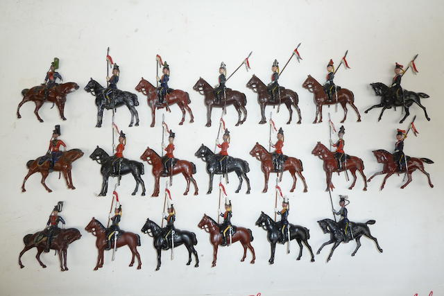 Britains British Cavalry in full dress 89