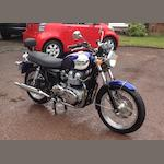 2005 Triumph 790cc Bonneville T100 Frame no. SMTTJ912TM4203504 Engine no. 204379