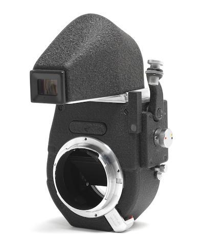 Visoflex III - rare prototype model,