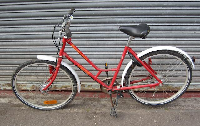 A Post Office bicycle, by Pashley,