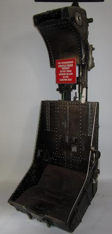 A Martin Patent ejector seat,